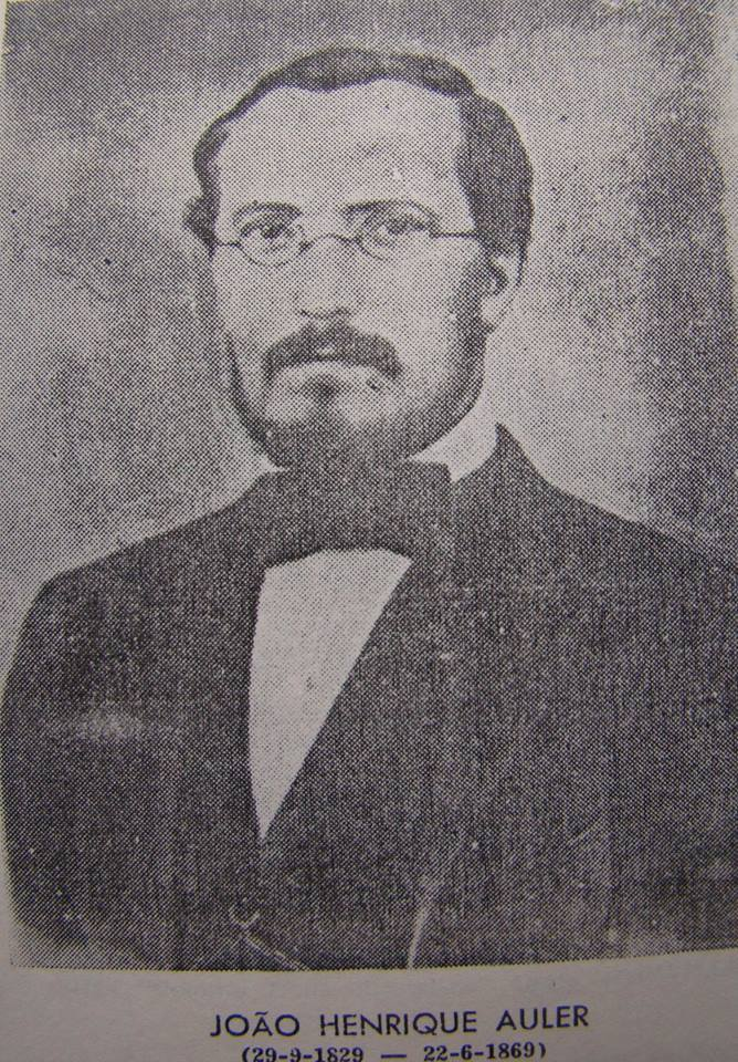 JOÃO HENRIQUE AULER