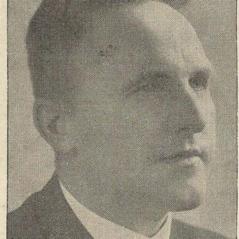 Pastor FRITZ WUESTNER
