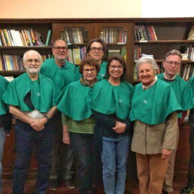 Academia Joinvilense de Letras recebe suas novas vestes cerimoniais
