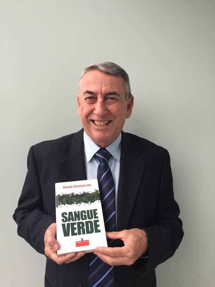 David Gonçalves eleito para a Academia Catarinense de Letras