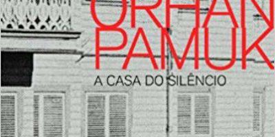 "Ac. David leu ""A casa do silêncio"", de Orhan Pamuk"