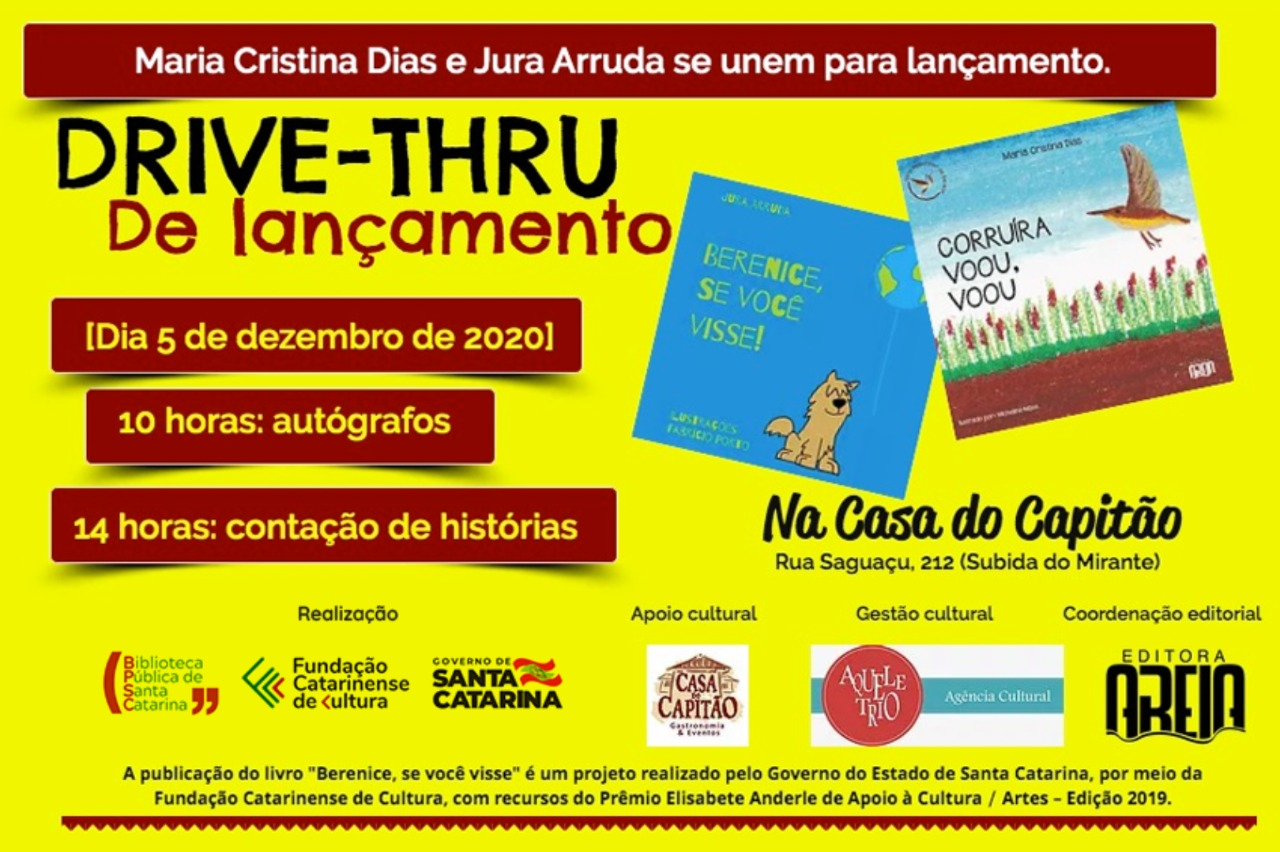 Acadêmicos Jura e Cristina lançam livros
