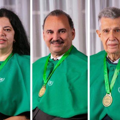 AJL realiza Sessão Magna de posse dos novos acadêmicos