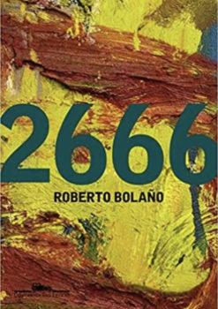 """Ac. Guerreiro leu """"2666"""", de Roberto Bolaño"""