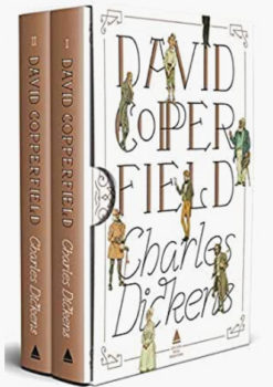 "Ac. Fiuza leu ""David Copperfield"", de Charles Dickens"